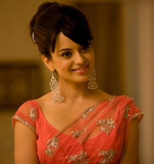 12mar kangana inspired Kangna Ranaut inspired by yesteryear actresses for Shootout At Wadala