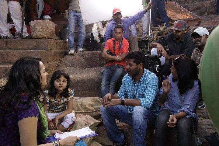 12mar rowdy onset02 Rowdy Rathore on set!