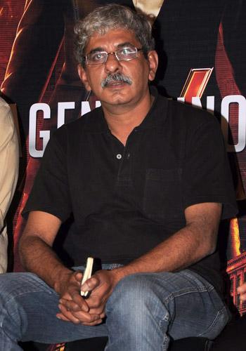 """In Agent Vinod we tried to make every sequence, every scene as juicy as possible."" – Sriram Raghavan"