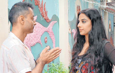 12mar sujoy kahaani intrvw02 Kahaani demanded that I take you on the same journey as Vidya.   Sujoy Ghosh