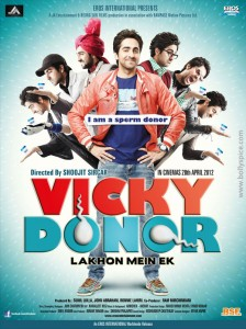12mar vickydonorposter01 224x300 Vicky Donor rakes in an opening weekend collection of Rs. 13.40 crore worldwide!