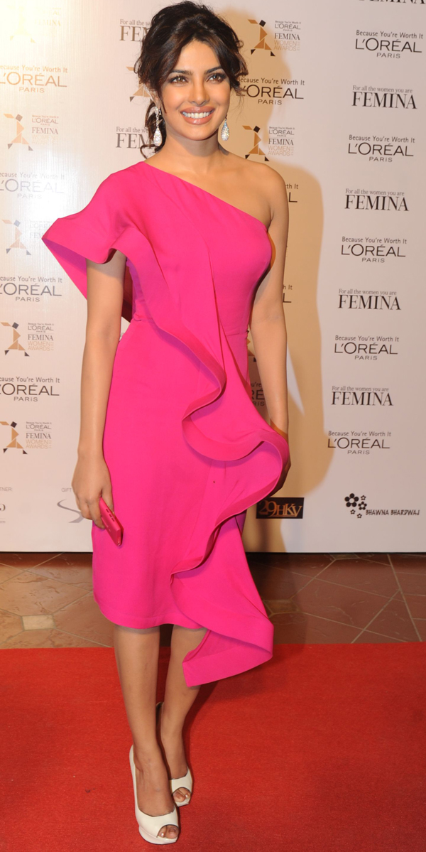 12mar whwn loreal15 Who's Hot Who's Not: L'Oreal Paris Femina Women Awards