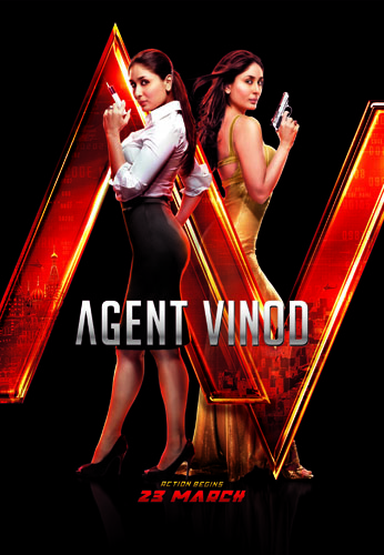 A4 Kareena 1 Cool Agent Vinod Dialog Promos and Posters!