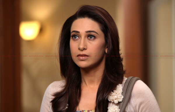 Karisma DI2 copy First Look: Karisma Kapoor in Dangerous Ishq