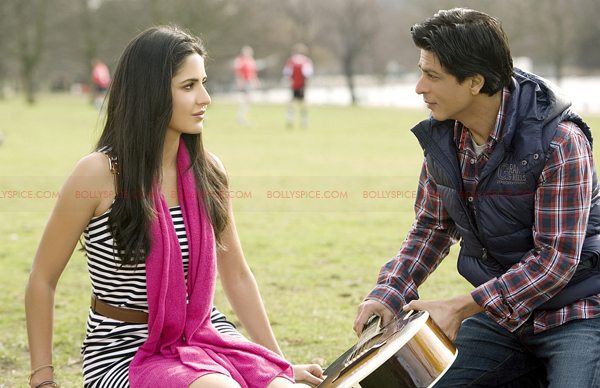 YC Project First Look Image 3 copy Two New Looks at Shah Rukh Khan and Katrina Kaif in Yash Chopras film!