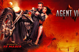 Cool Agent Vinod Dialog Promos and Posters!