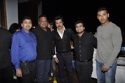 shootout Shootout at Wadala kick off party at Escobar