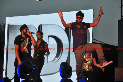 12apr RDB punjab match02 Bollywood Hit makers RDB pack a punch in Punjab