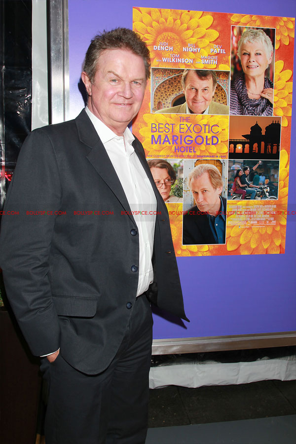 12apr TBEMH NYPremiere10 The Best Exotic Marigold Hotel Red Carpet event in New York