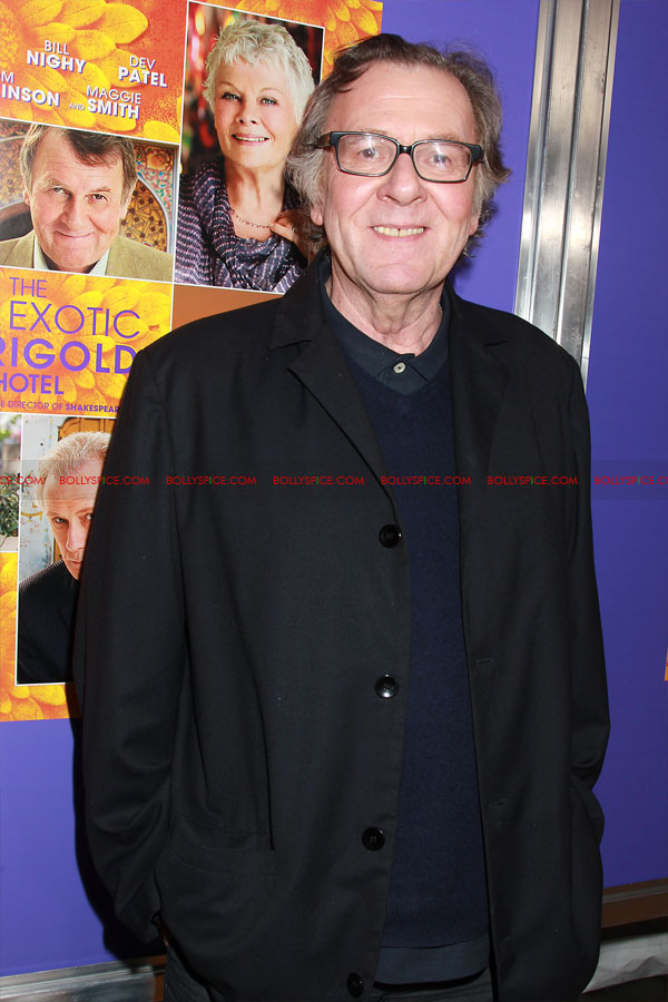 12apr TBEMH NYPremiere12 The Best Exotic Marigold Hotel Red Carpet event in New York
