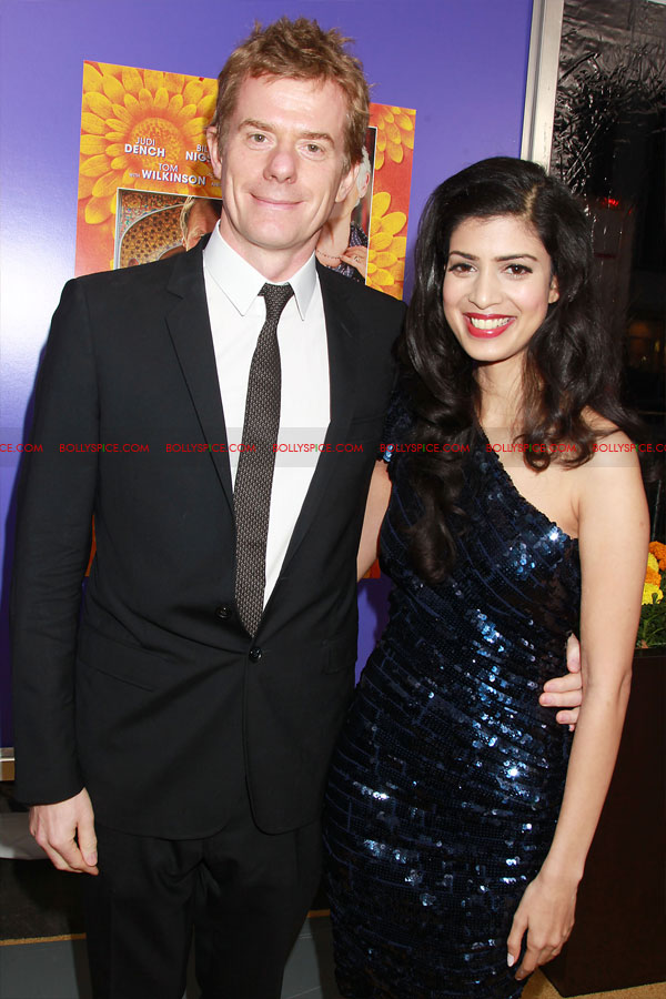 12apr TBEMH NYPremiere25 The Best Exotic Marigold Hotel Red Carpet event in New York