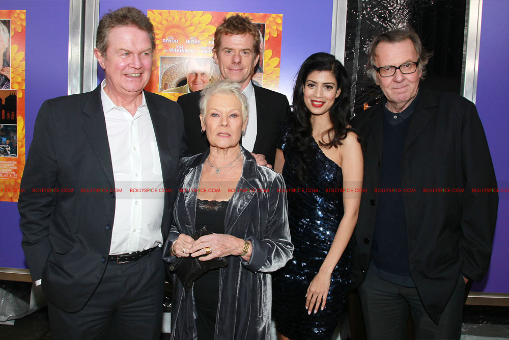 12apr TBEMH NYPremiere29 The Best Exotic Marigold Hotel Red Carpet event in New York