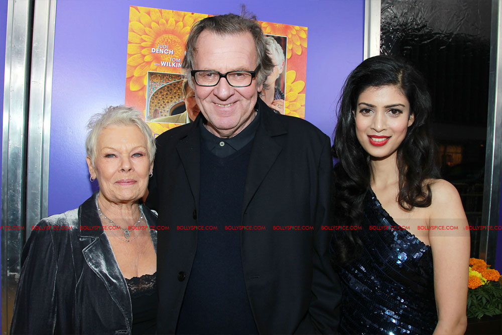 12apr TBEMH NYPremiere31 The Best Exotic Marigold Hotel Red Carpet event in New York
