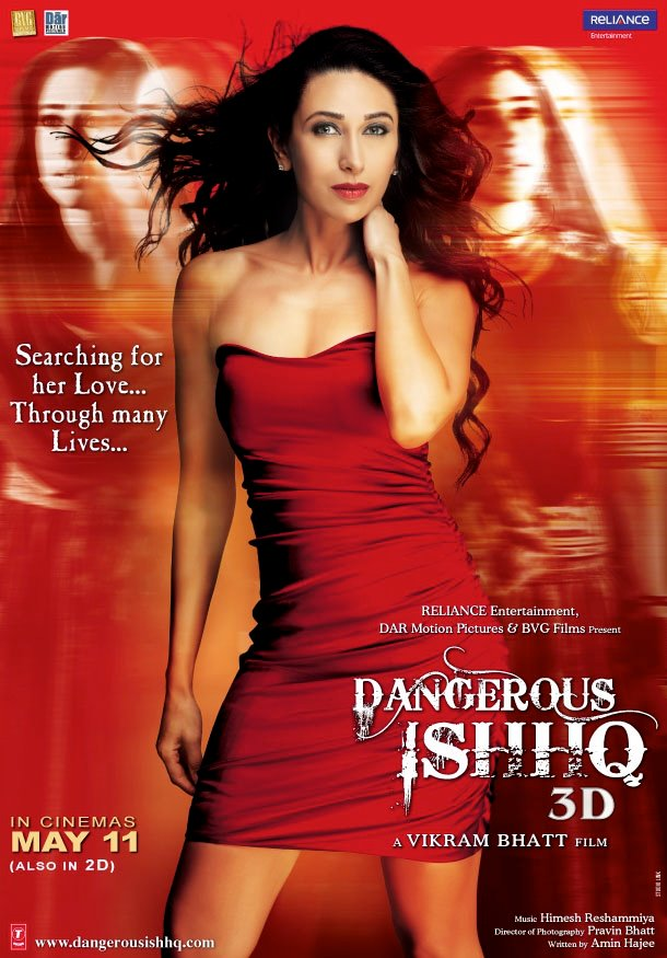 12apr dangerousIshhq music Dangerous Ishhq Music Review