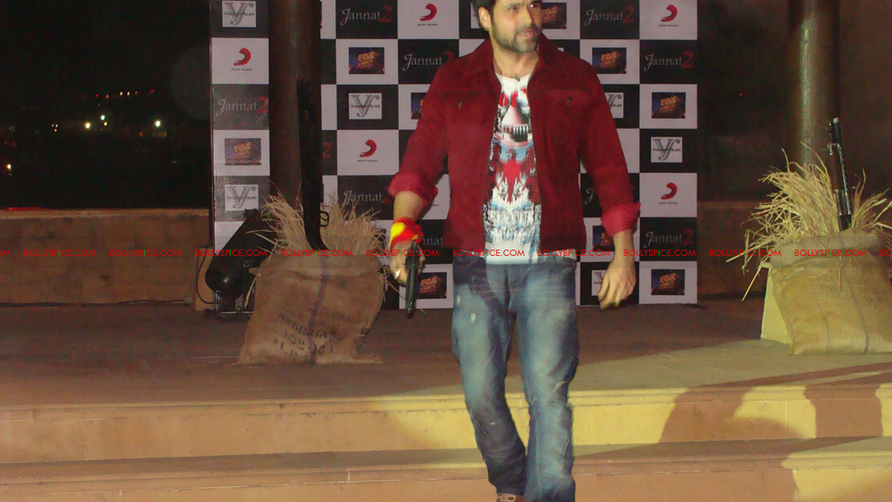 12apr jannat2 launchevent01 Jannat 2 launch events exclusive coverage by BollySpice