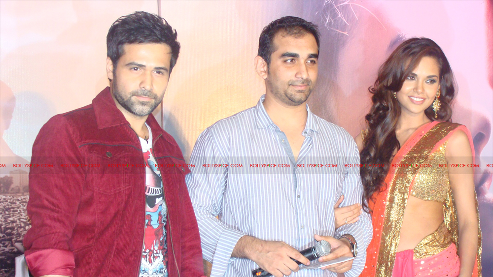 12apr jannat2 launchevent02 Jannat 2 launch events exclusive coverage by BollySpice
