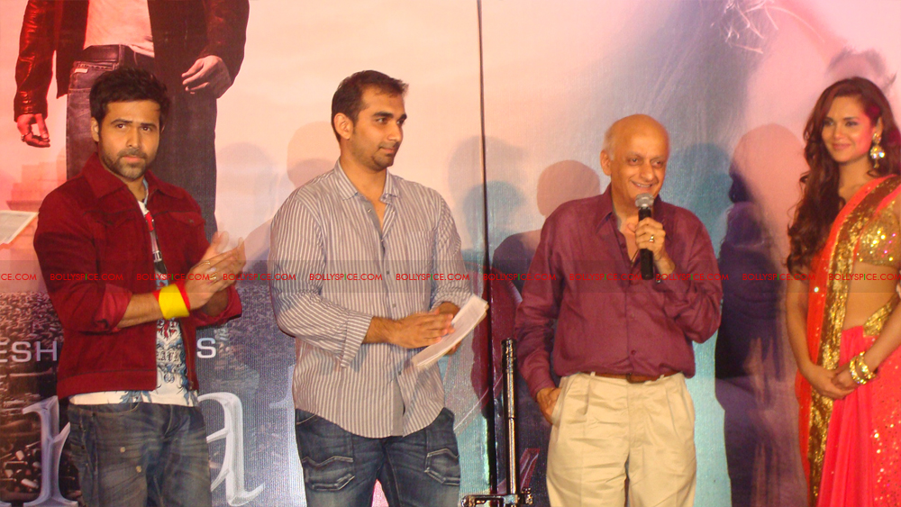 12apr jannat2 launchevent05 Jannat 2 launch events exclusive coverage by BollySpice
