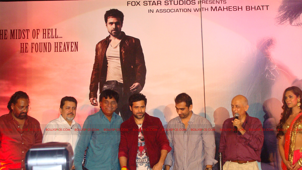 12apr jannat2 launchevent08 Jannat 2 launch events exclusive coverage by BollySpice