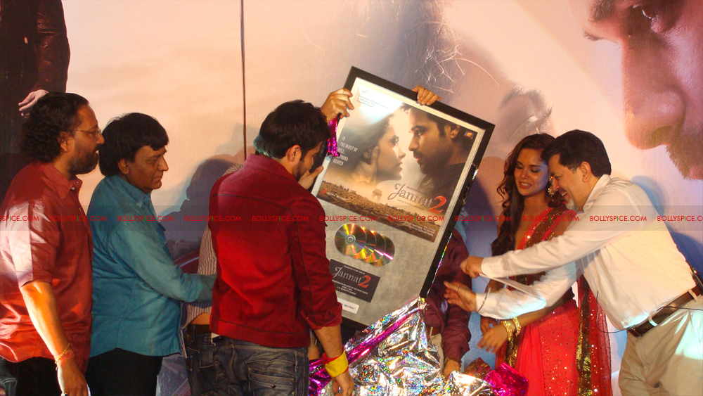 12apr jannat2 launchevent12 Jannat 2 launch events exclusive coverage by BollySpice