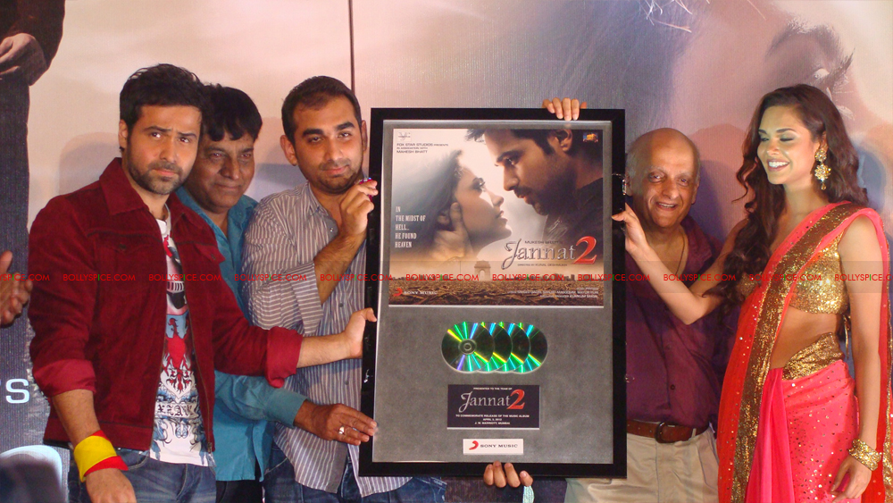 12apr jannat2 launchevent13 Jannat 2 launch events exclusive coverage by BollySpice