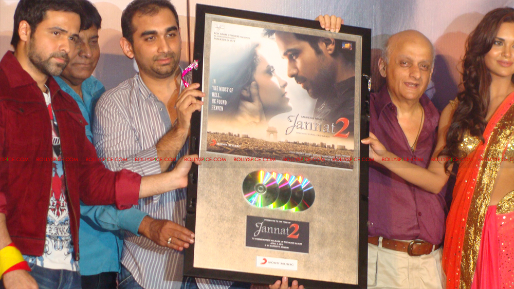 12apr jannat2 launchevent14 Jannat 2 launch events exclusive coverage by BollySpice