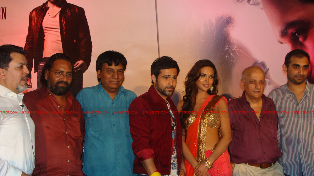 12apr jannat2 launchevent16 Jannat 2 launch events exclusive coverage by BollySpice