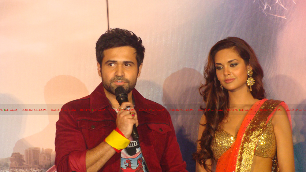 12apr jannat2 launchevent22 Jannat 2 launch events exclusive coverage by BollySpice