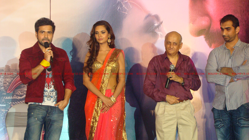 12apr jannat2 launchevent25 Jannat 2 launch events exclusive coverage by BollySpice