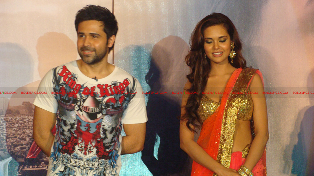 12apr jannat2 launchevent28 Jannat 2 launch events exclusive coverage by BollySpice