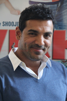 12apr johnVDlondoniv John Abraham Talks Films, Sports, Rocky and more in conversation with BollySpice!