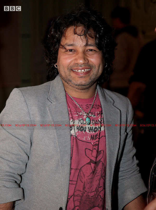 12apr kailash BBC08 Kailash Kher and Kailasa make history at BBC Maida Vale Studios, London