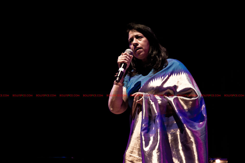 12apr kavita concertUK02 Special Report: Kavita Krishnamurti Alchemy Festival Concert at Queen Elizabeth Hall, London