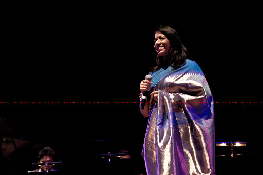12apr kavita concertUK03 Special Report: Kavita Krishnamurti Alchemy Festival Concert at Queen Elizabeth Hall, London