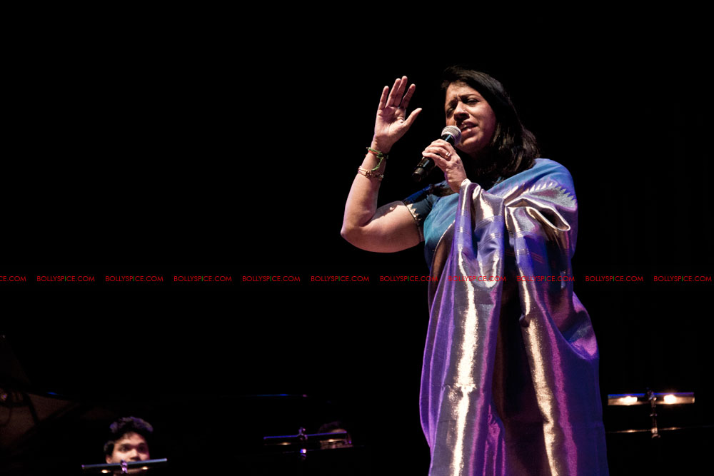 12apr kavita concertUK04 Special Report: Kavita Krishnamurti Alchemy Festival Concert at Queen Elizabeth Hall, London