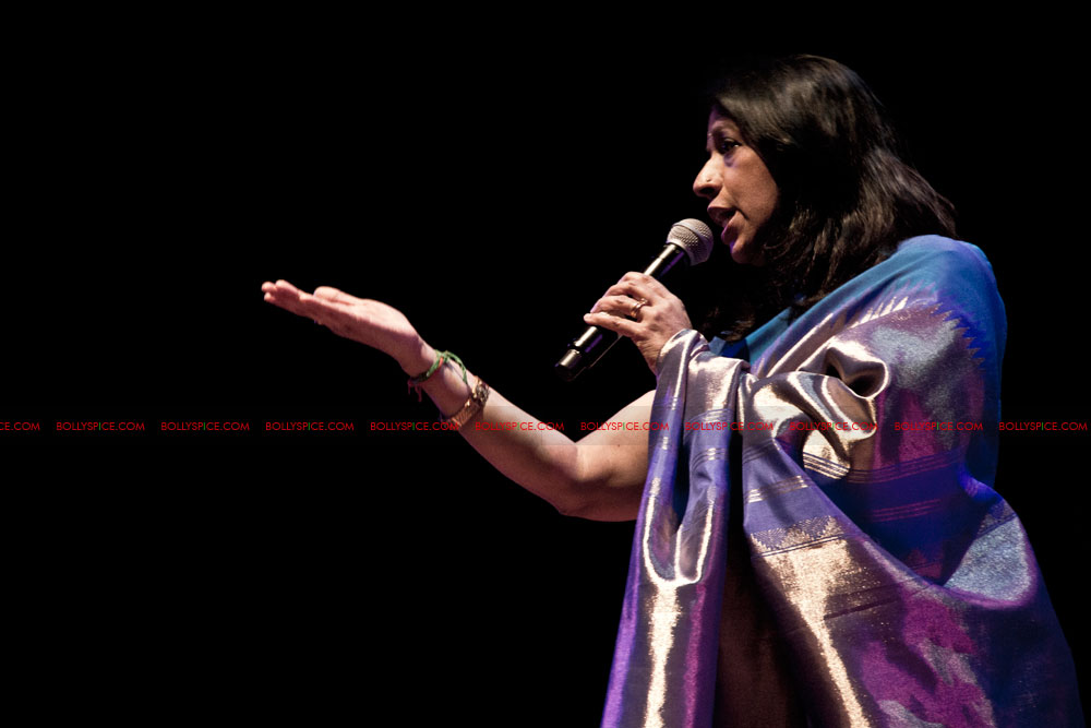 12apr kavita concertUK05 Special Report: Kavita Krishnamurti Alchemy Festival Concert at Queen Elizabeth Hall, London