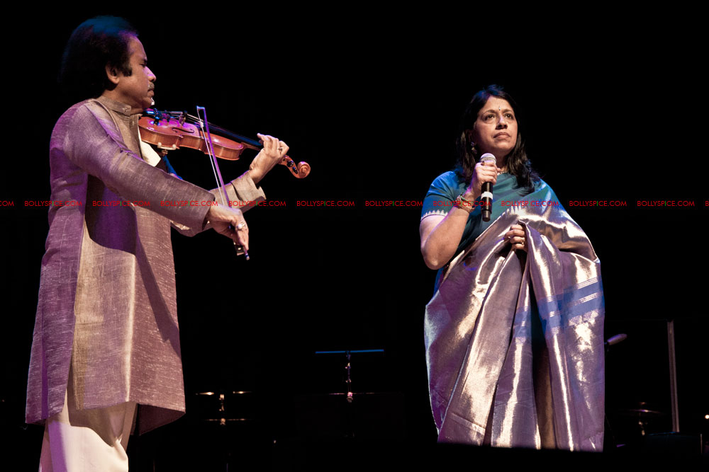 12apr kavita concertUK06 Special Report: Kavita Krishnamurti Alchemy Festival Concert at Queen Elizabeth Hall, London
