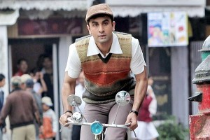 12apr ranbir barfi 300x200 Barfi! has Chaplinesque humour as well as tragedy