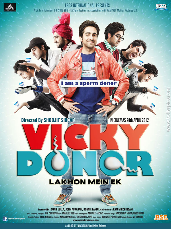 12apr vickydonor music Vicky Donor Music Review