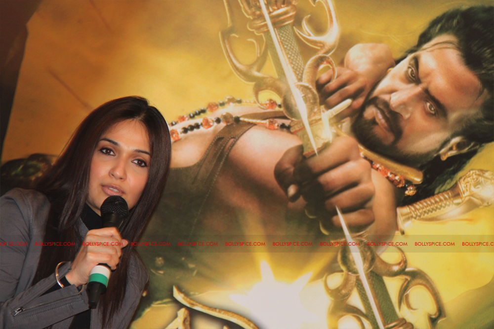 12mar kochadaiyaan medialaunch24 Rajnikanth and AR Raman at the Kochadaiyaan launch UK in Pictures!