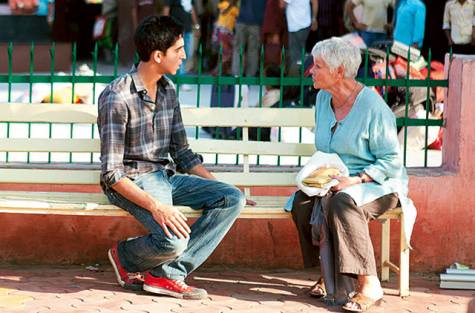 320737503 In conversation with Director John Madden on The Best Exotic Marigold Hotel