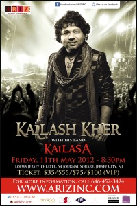 4x6 11 05 12 200x300 Next Stop for Kailash Kher World Tour the US!