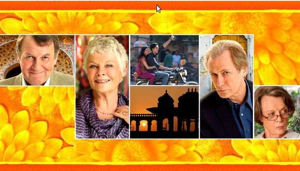Marigold2 In conversation with Director John Madden on The Best Exotic Marigold Hotel