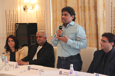 johnylever01 Johny Lever in London   a teaser!