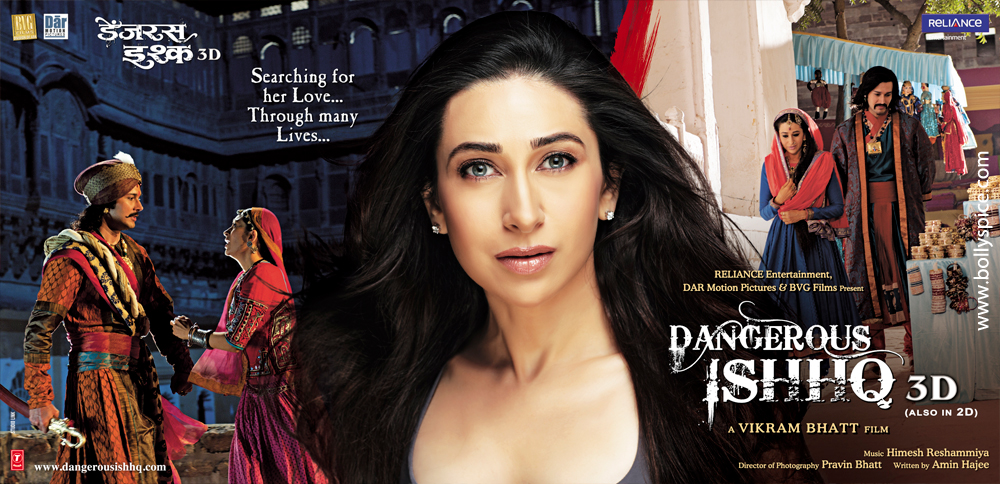 Dangerous Ishhq Movie Review   BollySpice.com – The latest ...