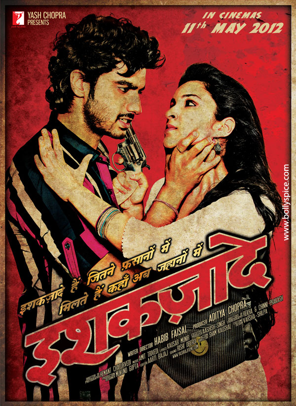 12apr ishaqzaade movie Ishaqzaade Movie Review