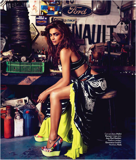 12jun deepika vogue02 Deepika's sizzling new VOGUE photoshoot!