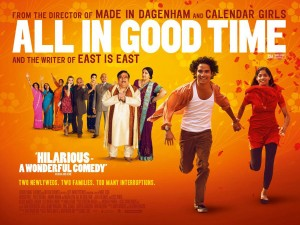 12may AllinGoodTime movie 300x225 All in Good Time Movie Review