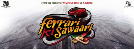 12may FKS trailerlaunch Sachin Tendulkar in Ferrari ki Sawaari!