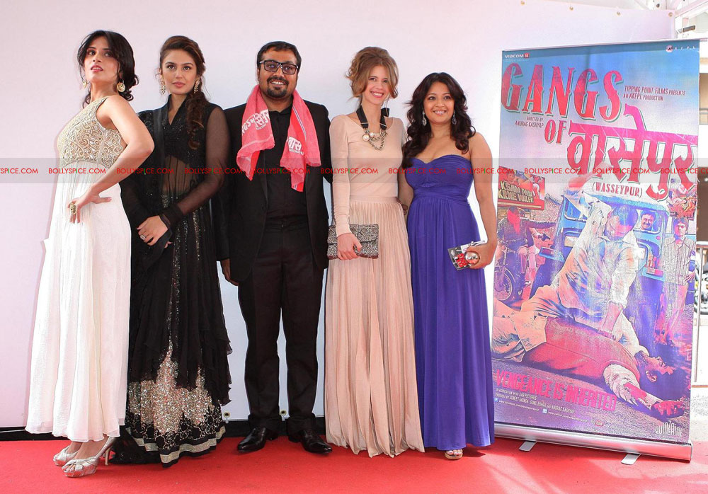 12may GoW Cannes01 Gangs of Wasseypur at Cannes!