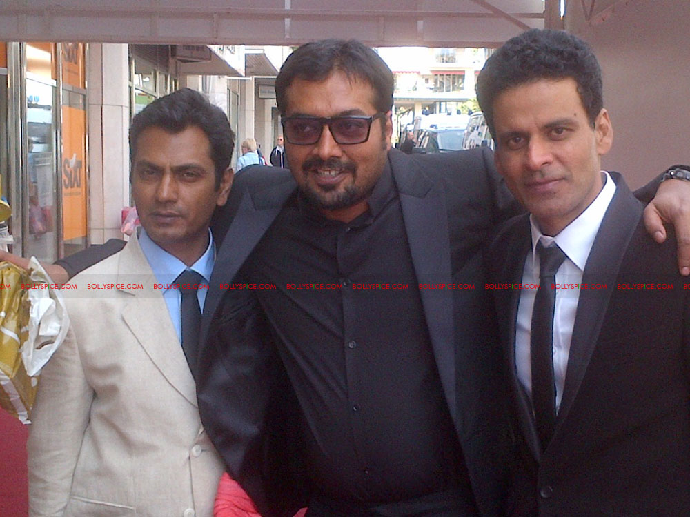 12may GoW Cannes05 Gangs of Wasseypur at Cannes!